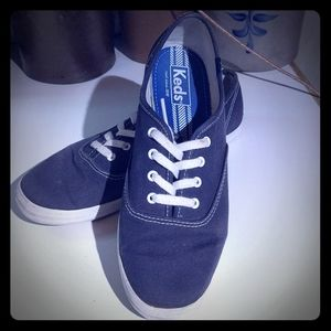 Champion Blue Original Keds Sneakers